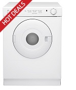 Hotpoint V4D01P Vented Tumble Dryer