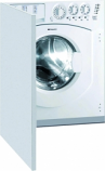 Hotpoint BHWM129 Integrated Washing Machine