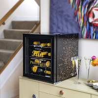 Husky HU279 Prosecco Drinks Chiller