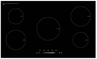 Montpellier INT905 Induction Hob