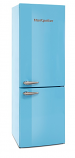 Montpellier MAB385PB Retro Fridge Freezer