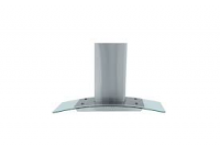 Montpellier MHG700X 70cm Curved Glass Chimney Hood