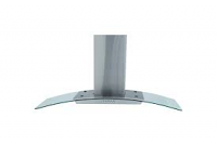 Montpellier MHG900X 90cm Curved Glass Hood