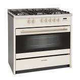 Montpellier MR95DFCR Dual Fuel Range Cooker