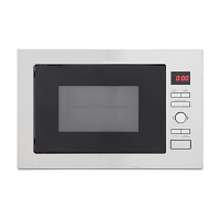 Montpellier MWBI72X Integrated Microwave and Grill