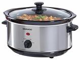 Daewoo SDA1176 Slow Cooker